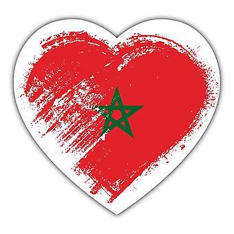 Gift Sticker: Moroccan Heart Morocco