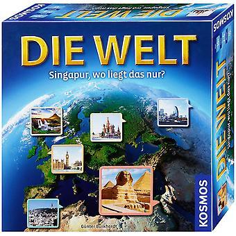 FengChun 691882 - Die Welt - Singapur, wo liegt das nur?