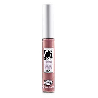TheBalm Plum Your Pucker Lip Gloss - # Amplify 7ml/0.237oz