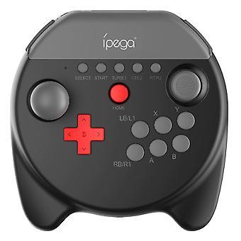 Trådlös Bluetooth-spelkontroll uppladdningsbar dubbel rocker telefon tablett gamepad joystick