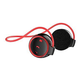 Musik-Player mit 32GB MP3 Bluetooth 5.0(Rot)