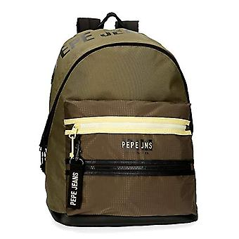 Pepe Jeans Caden Youth Fashion 32x44x17, 5 Centimeterss Green