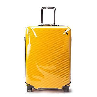 Pvc desmontaje transparente Trolley caso de la cubierta de equipaje