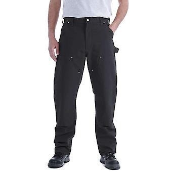 Carhartt Mens Duck D. Front Logger Utility Pockets Pants Trousers