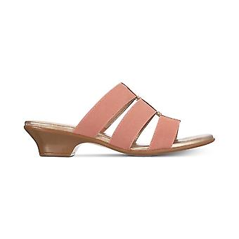 Karen Scott naisten Erinn kangas avoin toe rento Slide sandaalit