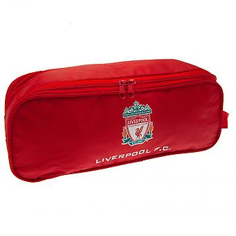 リバプールFCクレストフットボールブーツバッグ
