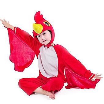 L (130cm) Schwanz lange Cosplay Anzug Kostüm Bühne Kleidung Urlaub Kleidung cai486