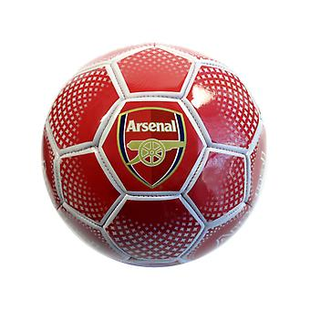 Arsenal Red Diamond Fußball Größe 5