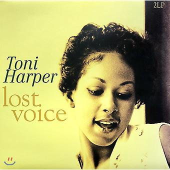 Toni Harper - Lost Voice Vinyl