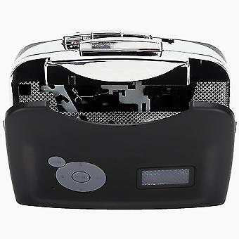 Usb Digital Cassette To Mp3 Converter With Headphones