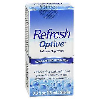Refresh Refresh Optive Lubricant Eye Drops, 15 ml