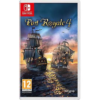Port Royal 4 Nintendo Switch Game