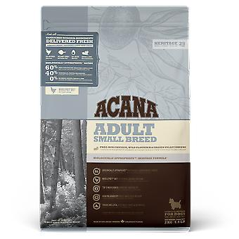 Acana Adult Small Breed (Dogs , Dog Food , Dry Food)
