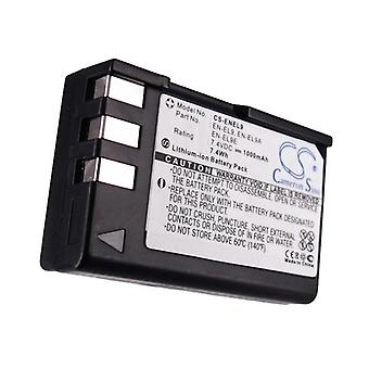 Cameron Sino Enel9 Batterieersatz für Nikon Kamera