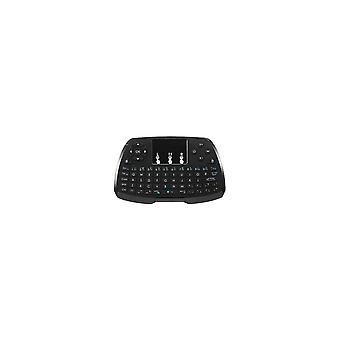 A3 2.4G Wireless Rechargeale Mini Tastiera Touchpad Mouse per TV Box Mini PC