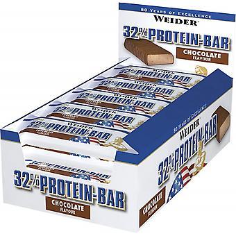 32% Protein Bar, White Chocolate Banana - 24 bars