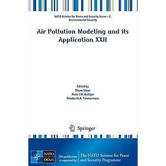 Modellering av luftföroreningar och dess tillämpning XXII av Douw G. Steyn - 97