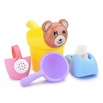 4db Gyermek Homokfürdő vízi játékok