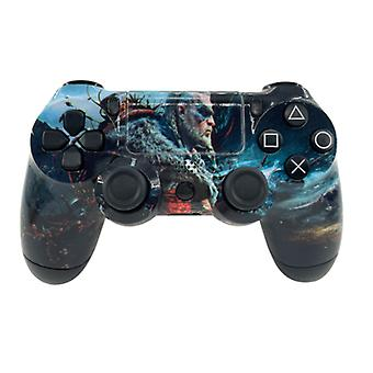 2pc set Wireless PS4 Controller Bluetooth Gamepad For PlayStation 4 Pro/Slim/PC/Android/IOS/Steam/DualShock 4 Game Joystick Graffiti 7