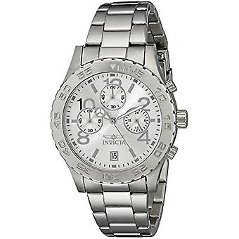 Invicta Specialty 1278 Stainless Steel Chronograph Watch