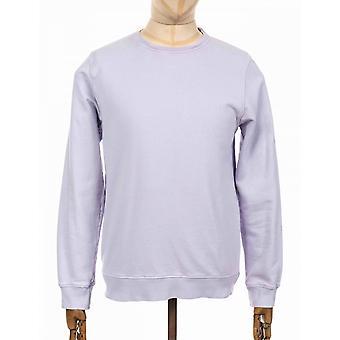 Colorful Standard Organic Cotton Crew Sweat - Soft Lavender