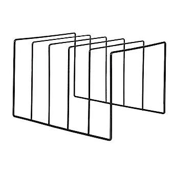 Metal Vinyl Record Display Shelf Turntable Storage Shelf Exhibit Stand Holder Promotion| Almacenamiento
