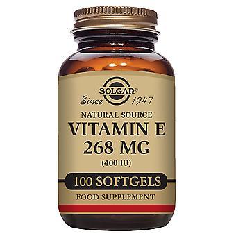 Vitamine E Solgar 400 iu