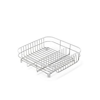 Stainless Steel Kitchen Sink Dish Pot Pan Draining Rack