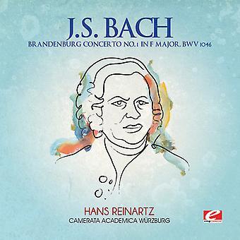 J.C. Bach - Bach: Brandenburg Concerto No. 1 in importazione USA F Major [CD]