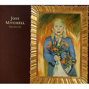 Joni Mitchell - Dreamland [CD] USA import
