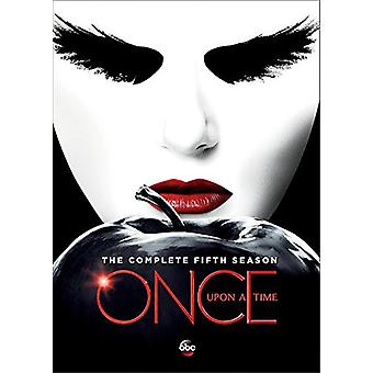 Once Upon a Time: die komplette fünfte Staffel [DVD] USA Import