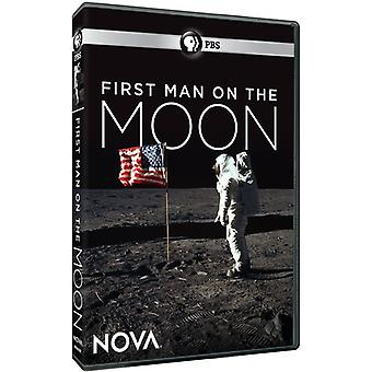 Nova: First Man on the Moon [DVD] USA import