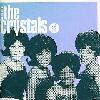 Crystals - Da Doo Ron Ron: The Very Best of the Crystals [CD] USA import