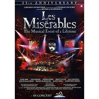 Les Miserables [DVD] USA import