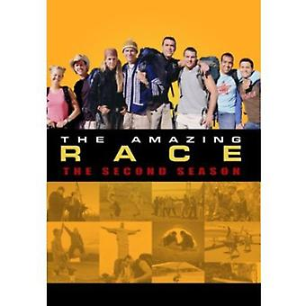 Amazing Race: Season 2 [DVD] USA import