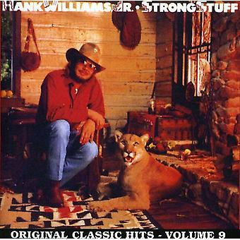 Hank Williams Jr. - Hank Williams Jr.: Vol. 9-Strong Stuff [CD] USA import