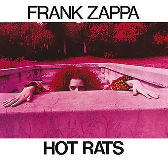 Frank Zappa - Hot Rats (LP) [Vinyl] USA import