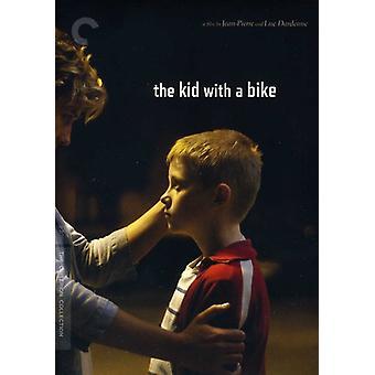Kind mit einem Fahrrad [DVD] USA import