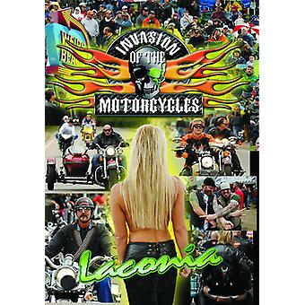 Invasion of the Motorcycles: Laconia Biker Rally [DVD] USA import