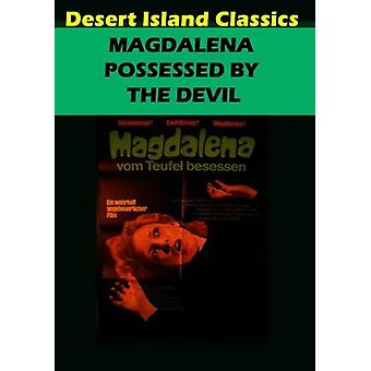 Magdalena Possessed by the Devil [DVD] USA import