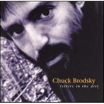 Chuck Brodsky - Letters in the Dirt [CD] USA import