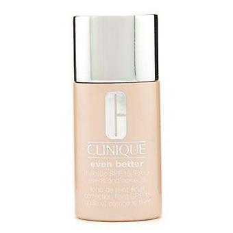 Clinique vielä parempi meikki Spf15 (kuiva yhdistelmä yhdistelmä öljyinen)-No. 18 syvä neutraali-30ml/1oz