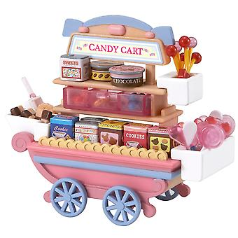 Sylvanian familier Candy handlevogn