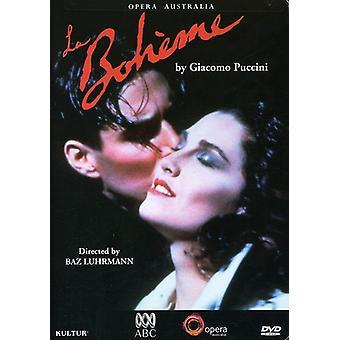 G. Puccini - La Boheme-Comp Opera [DVD] USA import