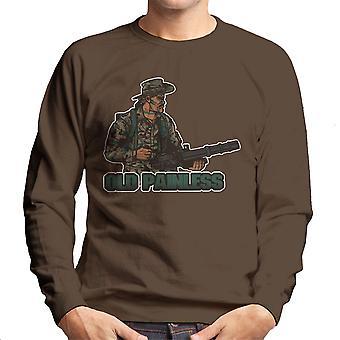 Predator gamla smärtfri Mäns tröja