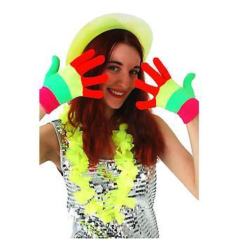 Handschoenen handschoenen multicolor