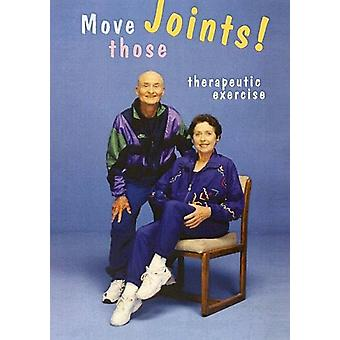 Move Those Joints! [DVD] USA import