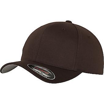 Flexfit 由 Yupoong 男士安装 6 面板运动形状棒球帽
