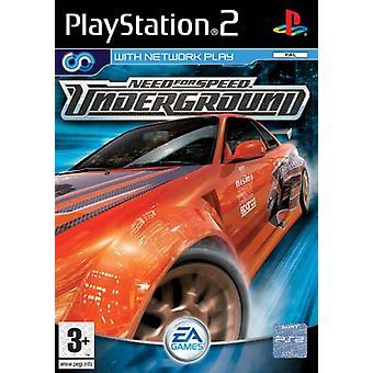 Speed Undergroundin tarve (PS2) - Uusi tehdas suljettu