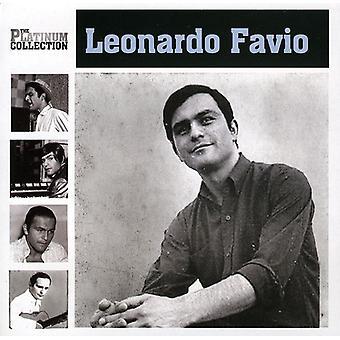 Leonardo Favio - Platinum Collection [CD] USA import